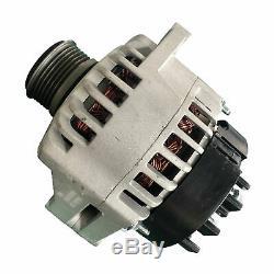 12v 120a Alternator For Alfa Romeo 159 1.9 Jtdm Fiat Stilo Croma Opel 1.9 Cdti