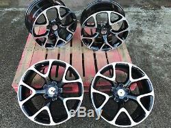 19 VXR Style Alloy Wheels Fit Vauxhall Astra J GTC 1.6 T / 1.6, 1.7 & 2.0 CDTI