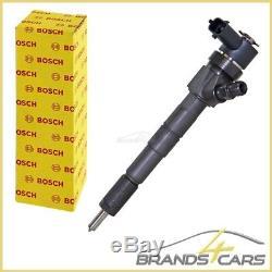 1x Injektor Bosch Opel Astra H 1.9 Cdti + 16v Bj Ab 04.2004