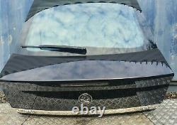2002-2008 Vauxhall Vectra C 1.9 Cdti Z20r Black Complete Rear Tailgate Boot LID
