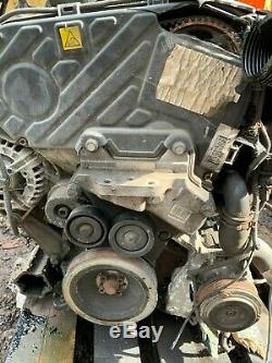2005-2010 Vauxhall Vectra Engine Complete 1.9 Cdti With Ancillaries 68k Z19dt