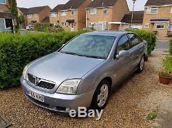 2005 Vauxhall Vectra Diesel Hatchback 1.9 CDTi Design 120 5dr
