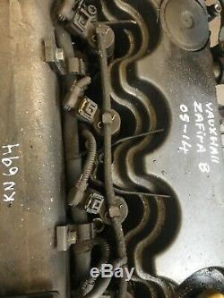 2005 Vauxhall Zafira B 1.9 Cdti Diesel Engine + Injector Manual 130k Z19dt