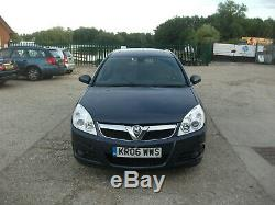 2006 Vauxhall Vectra 1.9 Cdti Elite Diesel Estate With Mot To January 2020