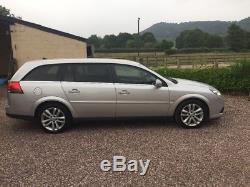 2006 Vauxhall Vectra SRI Estate 1.9 CDTI (150) Manual
