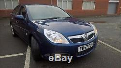 2007 Vauxhall Vectra 1.9 CDTi 16v Elite 5dr Turbo Diesel Auto