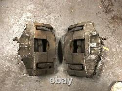 2007 Vauxhall Vectra C Signum 3.0 Cdti Front Brake Calipers