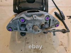 2007 Vauxhall Vectra C Signum 3.0 Cdti Front Brake Calipers