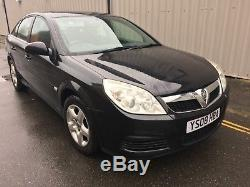 2008/08 Vauxhall Vectra 1.9 Cdti Diesel Exclusive Cambelt/clutch Recently Done