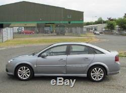 2008 58 Vauxhall Vectra Sri 1.9 Cdti 150 Bhp 6 Speed Manual+new Shape++sat Nav