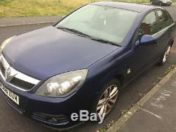 2008 Diesel 1.9 SRI CDTI 120 Vauxhall Vectra Hatchback with 13 MONTHS MOT