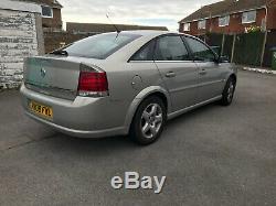 2008 Vauxhall Vectra 1.9 CDTi 16v 150BHP