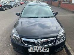 2008 Vauxhall Vectra 1.9 CDTi 16v 5dr Manual Estate Hearse with Folding Deck