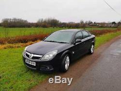 2008 Vauxhall Vectra 1.9 CDTi SRi 5dr