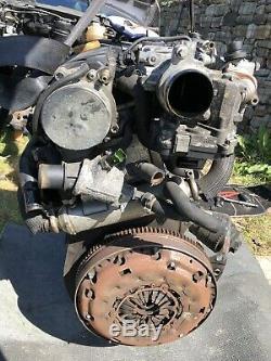 2008 Vauxhall Vectra 1.9 Cdti 8v Diesel Engine, Z19dt 120bhp + Injectors & Pump