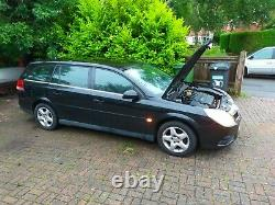2008 Vauxhall Vectra 1.9CDTi 120hps estate automatic spares or repaires