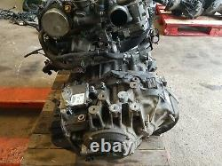 2008 Vauxhall Vectra C 1.9 Cdti Complete Engine Z19dth & Automatic Gearbox Af40