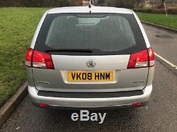 2008 Vauxhall Vectra Estate 1.9 CDTI ExclusiveParrott Bluetooth-FULL MOT & TAX