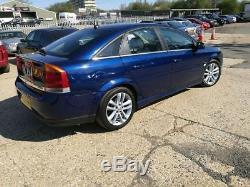 2008 Vectra 1.9 Diesel SRi CDTi SatNav Blue MOT Fabulous