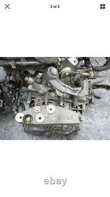 2008 vauxhall astra zafira vectra 1.9 cdti 6-speed gearbox M32