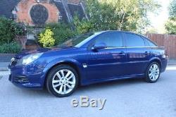 2009 Met Blue Vauxhall Vectra Sri Cdti 120 Fsh Only 92k