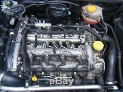 2009 Vauxhall Vectra 1.9CDTi 16v (150) Exclusiv ESTATE EX TAXI 217440 MILES