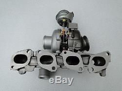 2RTC114 Vauxhall Opel Vectra C Zafira B 1.9 CDTI Z19DTH 150 Turbocharger Turbo