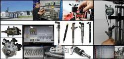 4 Injektor Bosch Einspritzdüse Opel Astra H Signum 1.9 CDTI 55192741 0445110165