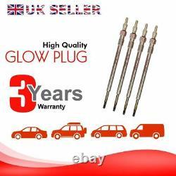 4 X OPEL ASTRA SIGNUM VECTRA ZAFIRA 1.9 CDTI Glow Plug