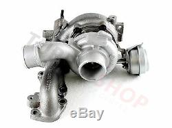 740080, 755042, 755373, 767835 Reconditioned Turbocharger 1.9 Standard