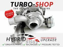 755042, 755373, 767835 Hybrid Turbocharger 1.9 Stage 2 Billet Wheel