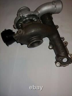 755042 Vauxhall Astra, Vectra, Zafira 1.9 CDTI 120hp Turbocharger