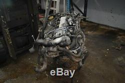 ASTRA ZAFIRA VECTRA 9-3 1.9 CDTI 120HP Z19DT ENGINE With PUMP & INJECTORS
