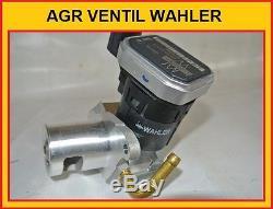 Agr Ventil Wahler Opel Astra G Frontera B Signum 2.0 Dti 2.0 Dti 16v 2.2 Dti