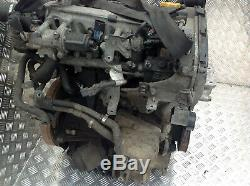 Astra Van / Vectra / Zafira 120hp Z19dt Engine Complete With Turbo