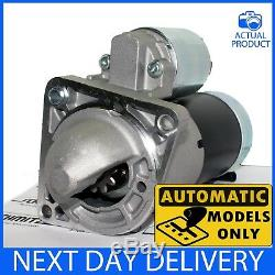 Automatic Only Vauxhall Vectra C 1.9 Cdti 2004-2017 16v & 8v New Starter Motor