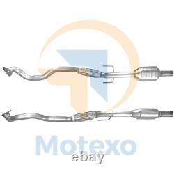 BM80302H VAUXHALL VECTRA 1.9 Mk2 CDTi Diesel 1/04- Exhaust Catalytic Conver