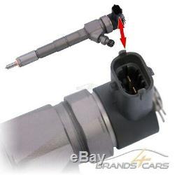 Bosch Einspritzdüse Düsenstock Injektor Für Opel Astra H Zafira B 1.9 Cdti 04-10