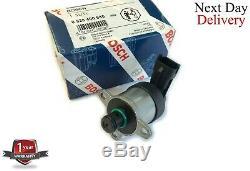 Bosch Fuel Pump Pressure Regulator Control Valve 1.3 1.6 1.9 2.0 Cdti Jtd Jtdm D