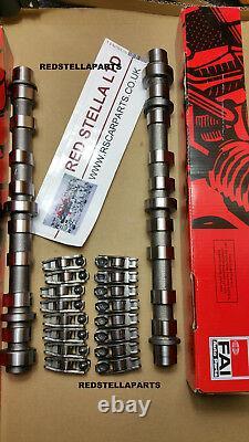 Camshaft Kit 16 Rockers Opel Astra Vectra Zafira B Tourer Insignia 1.9 2.0 Cdti