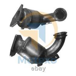 Catalytic Converter OPEL ASTRA H 1.9CDTi Mk. 5 6/04- close couple cat non DPF m