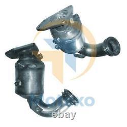 Catalytic Converter OPEL ASTRA H 1.9CDTi Mk. 5 (Z19DT Z19DTL) 9/05