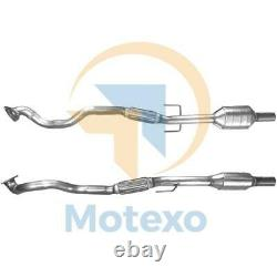 Catalytic Converter VAUXHALL VECTRA 1.9CDTi Mk. 2 1/04-7/08