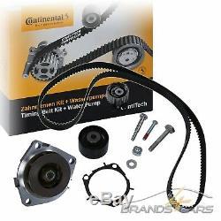 Contitech Zahnriemen-satz Set Kit Alfa Romeo 147 1.9 Jtdm 156 1.9 Jtd