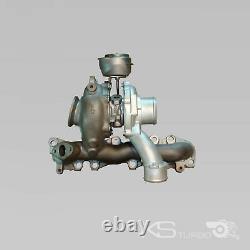 Düsenring Turbolader Opel 1.9 CDTI / 150PS / Z19DTH 860549 849348 Montagesatz