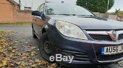 Facelift Vauxhall vectra 1.9 Cdti spares or repairs