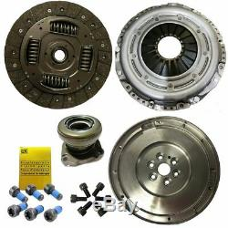 Flywheel, Clutch, Bolts And Csc For Vauxhall Vectra 1.9 Cdti 16v 1910ccm 150hp