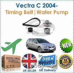 For Vectra C 2004- 1910 1.9 CDTi Z19DTH 150BHP Timing Belt Water Pump Kit