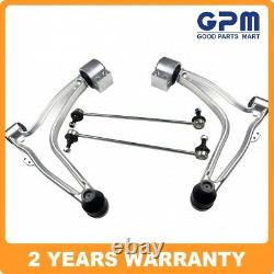 Front Lower Wishbone Suspension Arms Kit Link Fit For Vauxhall Vectra C 1.9CDTI