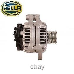Genuine HELLA Alternator Vauxhall Astra 1.9 CDTI 8V 16V 2004-2011 120A